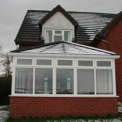 Edwardian Conservatory Tiled Roof